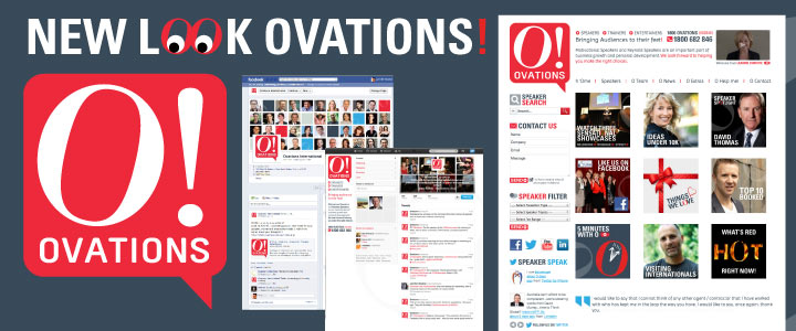 New Look for Ovations