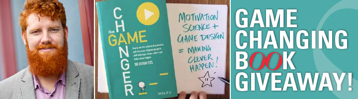 The Game Changer - Book Giveaway