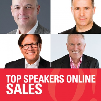 Online Sales Speakers
