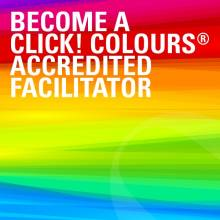 Become a Click! Colours® Accredited Facilitator