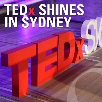 TEDx shines in Sydney