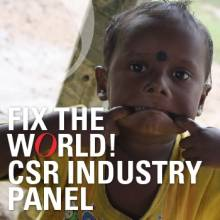 Fix the wOrld! CSR Industry Panel
