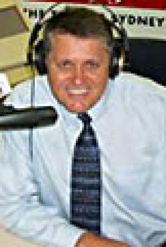 Ray Hadley Keynote Speaker Ovations Speakers Bureau