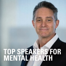 Meet the Speakers at the forefront of Mental Health