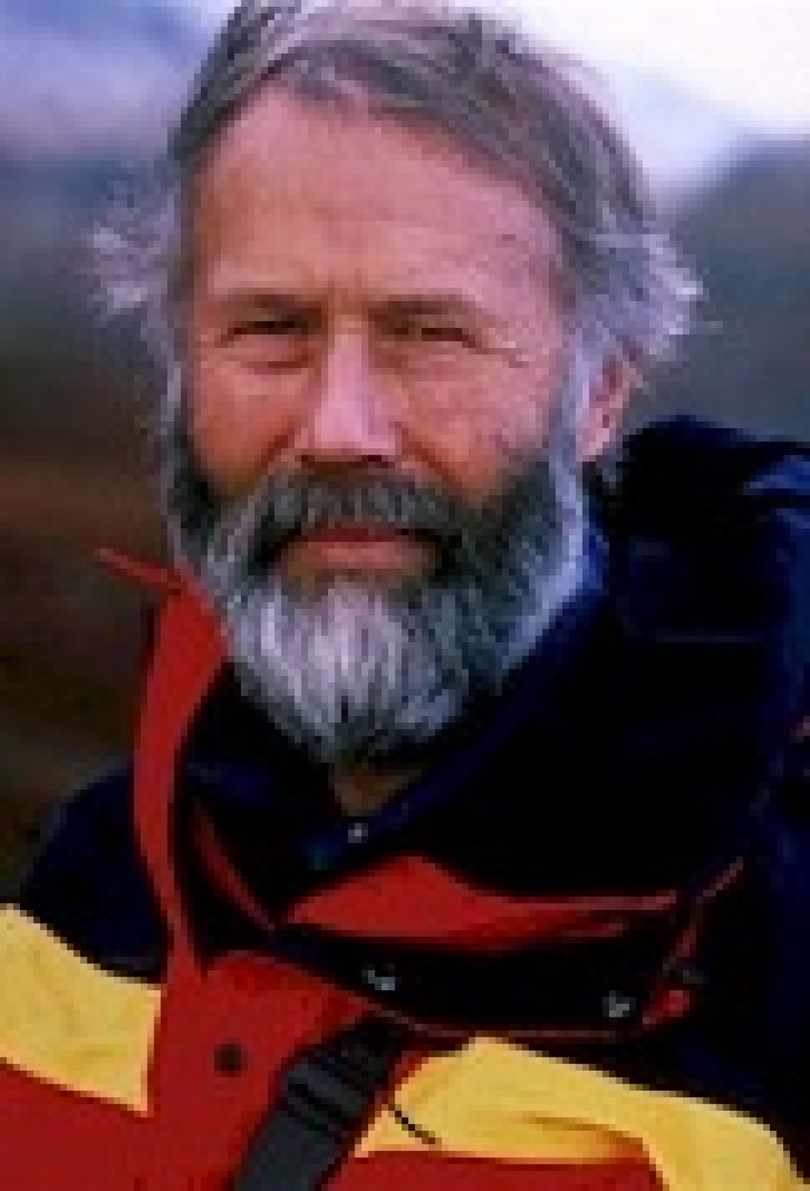 Chris Bonington speaker