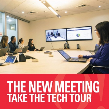 The New Meeting - Take the Tech Tour