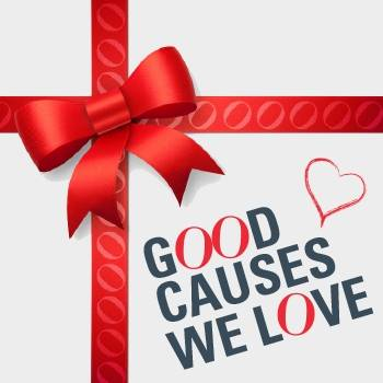 Causes we love