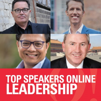 Online Leadership Speakers