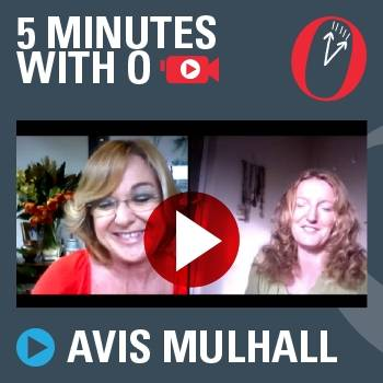 5 Minutes with Avis Mulhall