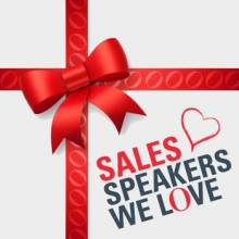 Sales Speakers We Love