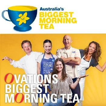 Ovations Biggest Morning Tea