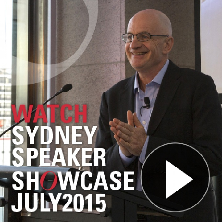 Sydney Speaker Showcase July 2015