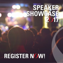 Register for Ovations Speaker Showcase 2017