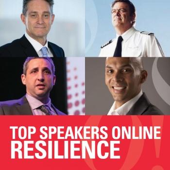 Online Resilience Speakers