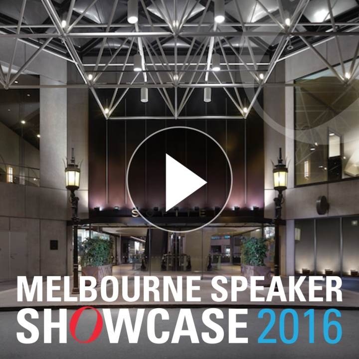 Melbourne Breakfast Speaker Showcase 2016