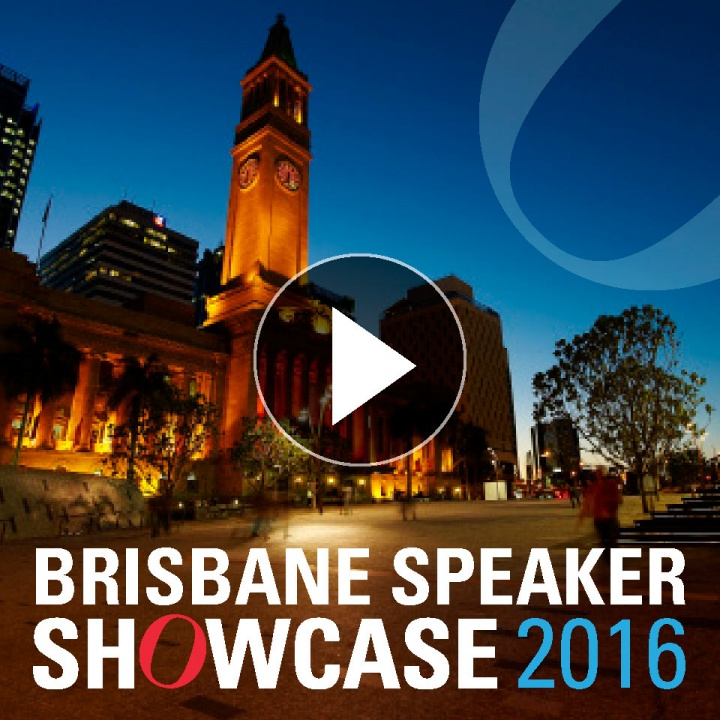 Brisbane Breakfast Speaker Showcase 2016