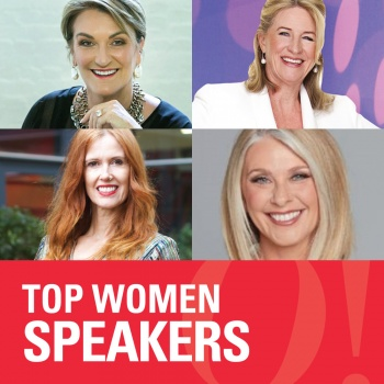 Top Women Speakers for your Event